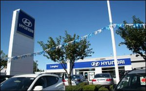 Hyundai Dealership Langley